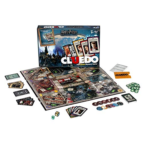 Cluedo Harry Potter