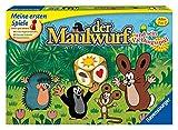 Geschenkidee Spielen und Weihnachten - Ravensburger 21570 Der Maulwurf und sein Lieblingsspiel