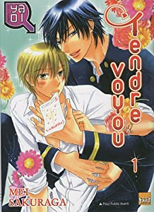 Tendre voyou Edition simple Tome 1