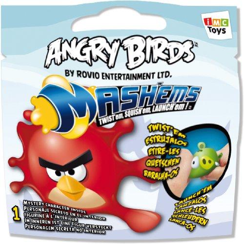 IMC TOYS 542053 - Angry Birds Sobre Sorpresa Con Muñeco (1 unidad, surtido 18 modelos diferentes)