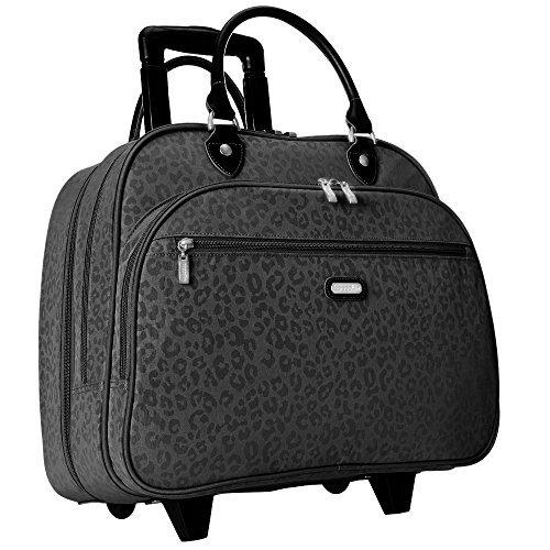 baggallini-classic-tote-di-rotolamento-dei-bagagli-handbag-black-cheetah-emboss