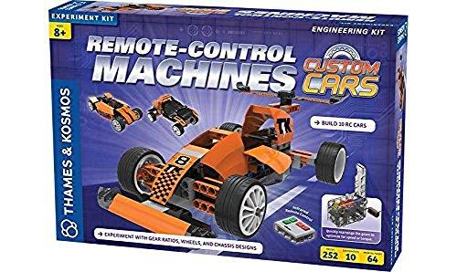 Remote Control Machines: Custom Cars