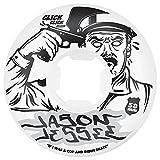 OJ Wheels 58mm nur wenn insaneathane Hardline 101A Skateboard Laufradsatz