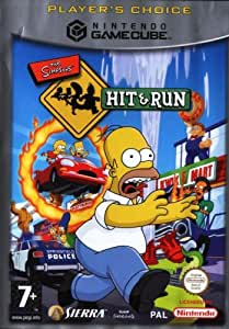 The Simpsons - Hit & Run (Players Choice Game Cube)