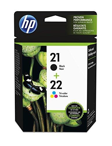 Preisvergleich Produktbild HP SD367AE NO21/22 Tintenpatrone