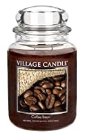 Coffee Bean 11 oz Glass Jar Scented Candle