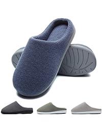 5 Por Hombre Zapatos Amazon Estar Para Zapatillas es40 De Casa cAj3RL54qS