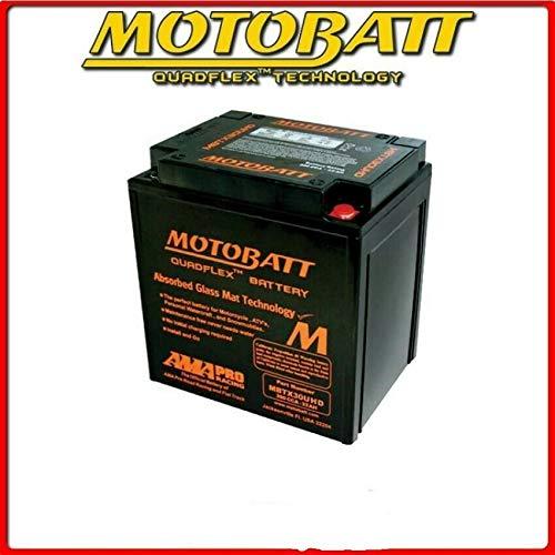 Batteria Potenziata Agm Motobatt 32 Ah Mbtx30uhd B MW R100GS 1000 1990-1995