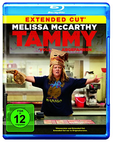 Tammy - Voll abgefahren - Extended Cut [Blu-ray]