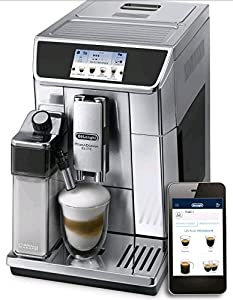Delonghi Primadonna Elite Professional Programmable Coffee Machine