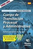 Cuerpo de Tramitación Procesal y Administrativa de Justicia. Temario.Volumen 1: Volume 1 (OPOSICIONES)