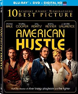 American Hustle [Blu-ray] by Christian Bale