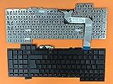 DE - Schwarz Tastatur Ohne Rahmen, Ohne Beleuchtung für ASUS ROG GL753VE Serie