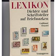 Dichter und Schriftsteller auf Briefmarken. Lexikon