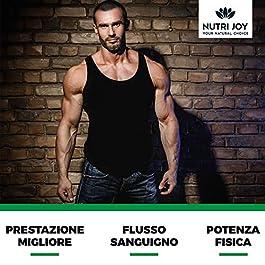 120 COMPRESSE [ 7000mg ] Maca + L-Arginina   Azione Rapida e Potente   Made in Italy   Maca Peruviana, L Arginina, Vitamina C, B6, B12 e Zinco