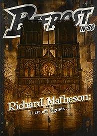 Bifrost n° 86 - Spécial Richard Matheson par Richard Matheson