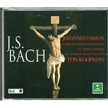 Bach - Johannes-Passion / Schlick ? Wessel ? de Mey ? T?rk ? Mertens ? Kooy ? ABO ? Koopman