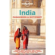 India Phrasebook & Dictionary - 2ed - Anglais