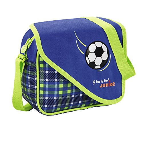 Step by Step Junior Kindergartentasche Alpbag Football football