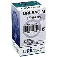 UriBag orina Botella plegable para hombres 1St botellas