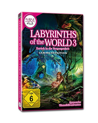 Labyrinths of the World 3 - Zurück in die Vergangenheit