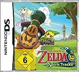 The Legend of Zelda: Spirit Tracks [Software Pyramide] [Importación alemana]