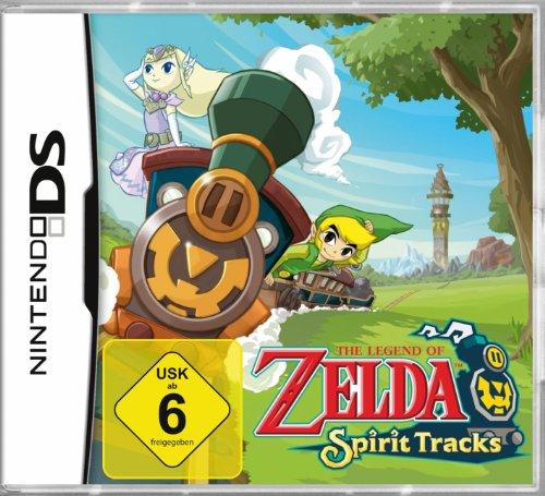 The Legend of Zelda: Spirit Tracks [Software Pyramide]