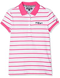 Tommy Hilfiger Ame S Stripe, Polo Fille