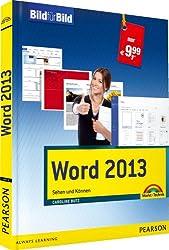 Word 2013 - ganz leicht mit Bildern Word lernen: Sehen und Können (Bild für Bild)