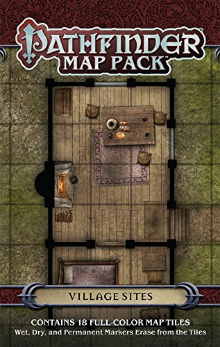 Pathfinder-Karte-Pack-Village-Sites