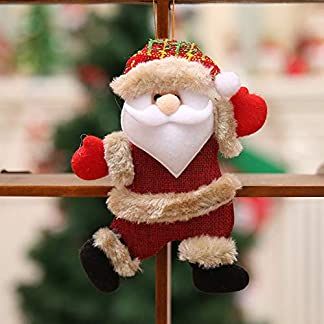 Deep-lovly-Weihnachtsschmuck-Weihnachten-Advent-Dekoration-2-Kreative-Puppe-Weihnachtsbaum-Schmuck-DIY-Weihnachtsdeko-Hngender-Weihnachtsdekoration