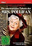 """Die unerwarteten Talente der Mrs. Pollifax / Spannende Agentenparodie nach dem Krimi-Bestseller von Dorothy Gilman mit Angela Lansbury (bekannt aus """"Mord ist ihr Hobby"""") (Pidax Film-Klassiker)"""