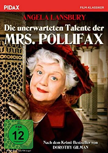 Die unerwarteten Talente der Mrs. Pollifax / Spannende Agentenparodie nach dem Krimi-Bestseller von Dorothy Gilman mit Angela L
