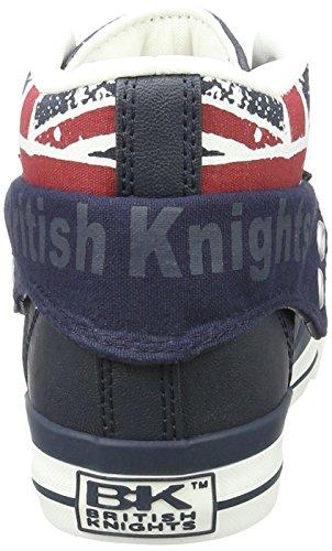 British Knights Roco, Baskets Basses Homme Navy