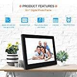 Best Digital Photo Frames - Miracle Digital Widescreen Digital Photo Frame with High Review
