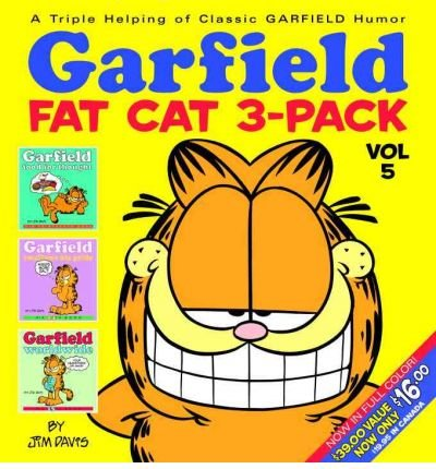 By Jim Davis ( Author ) [ Fat Cat 3-Pack Garfield Fat Cat Three Pack By Oct-2010 Paperback
