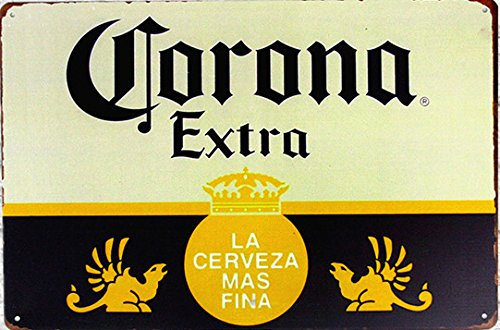 corona-bier-extra-vintage-metall-sign-wall-sticker-fr-eine-drink-bar-pub-cafe-home-wand-dekor