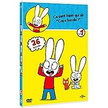 "Simon - Vol. 1 : Ce petit lapin qui dit ""Caca Boudin !""."