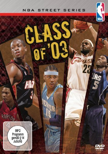 Produktbild NBA - Class Of '03 (NBA Street Series)