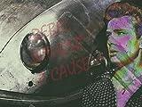 Artland Qualitätsbilder I Poster Kunstdruck Bilder 40 x 30 cm Film TV Film Digitale Kunst Bunt D0JS Legenden James Dean