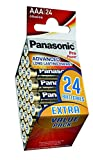 Panasonic Pro Power Batterie Micro/AAA/LR03 (24-er Bonus Pack)