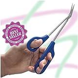 Helix Naturals Ciseaux à ongles avec long manche pour ongles épais