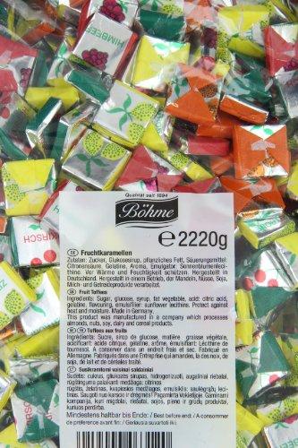 Böhme Fruchtkaramellen, 1er Pack (1 x 2220 g) - 5