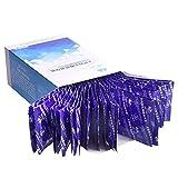 Ginli Preservativi,Sesso Sicuro e contraccezione Preservativi in Lattice di Gomma Naturale da 50 PCS Ultra-Sottile Super Tenacity