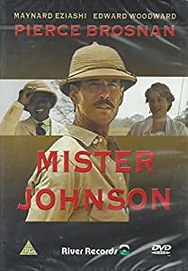 Mister Johnson [DVD]