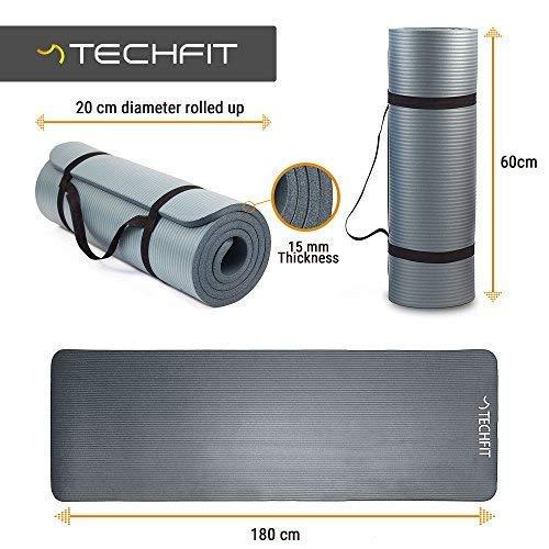 Zoom IMG-1 techfit tc97506 tappetini per gli