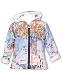 Pezzo Doro Mini M11025 Sweatjacke Jacke blue multicolor