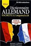 Image de Mini dictionnaire français-allemand et allemand-français