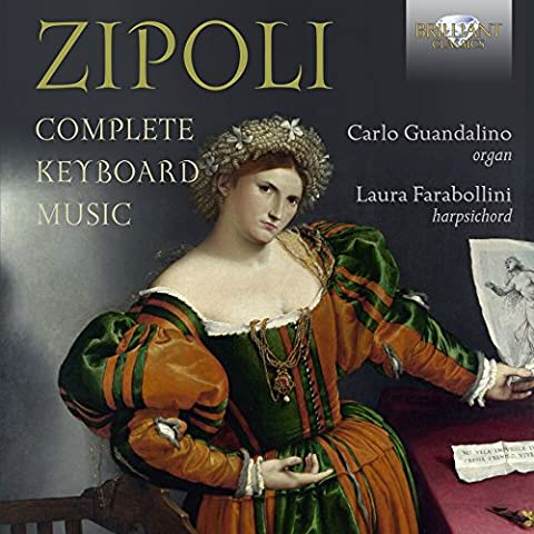 Domenico Zipoli - Domenico Zipoli : Intégrale de l'uvre pour