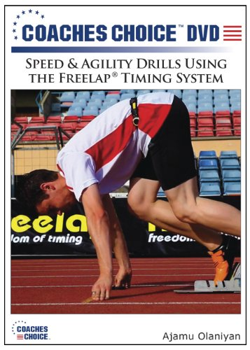 Speed & Agility Drills Using the Freelap® Timing System (Timing-system)